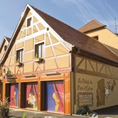 Le Palais du pain d'épices