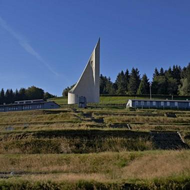 Former concentration camp Natzweiler Struthof