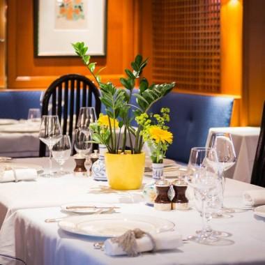 Restaurant Le Jardin des Remparts