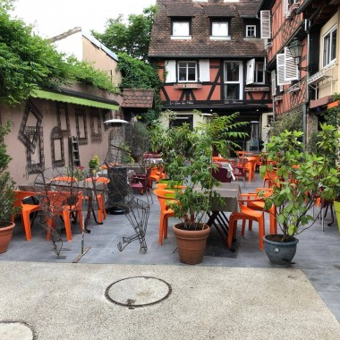 Restaurant La Cour de mémé