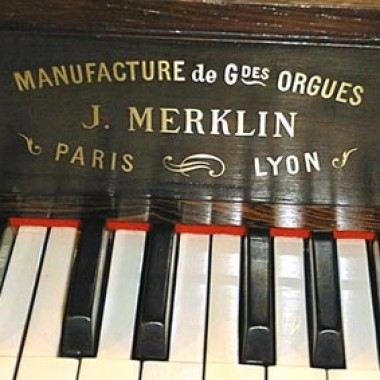 The music hour - organ concert
