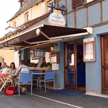 Restaurant Crêperie La Suzette