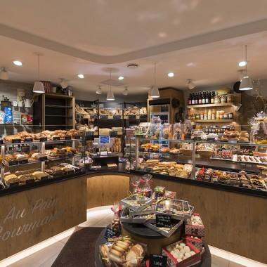 Boulangerie Au Pain Gourmand - Le Fournil
