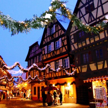 Obernai à la découverte du Noël alsacien Réf 13
