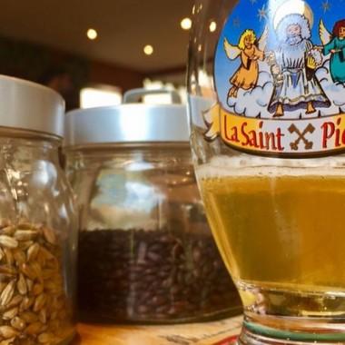 Visite guidée d'une brasserie artisanale à Saint Pierre