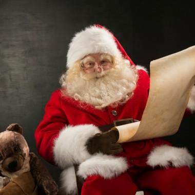Santa Claus in Obernai
