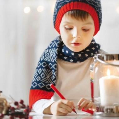 Atelier - Ecrire une lettre au Père Noël