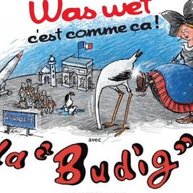 Cabaret bilingue - La Budig