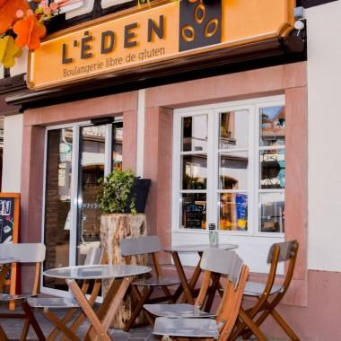 Salon de thé l'Eden - Libre de Gluten