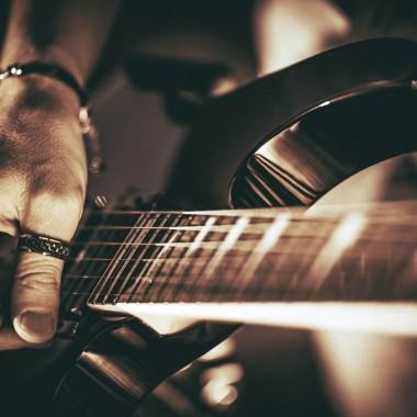 Die Gitarrennächte auf dem Campingplatz