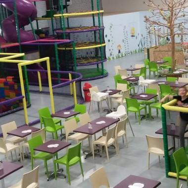 Rigo Ding'O - aire de jeux pour enfants indoor