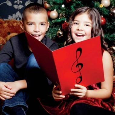 Christmas musical entertainment