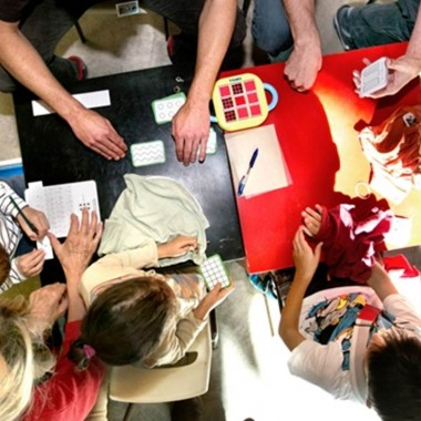 Atelier - Sensibilisation aux livres tactiles et à l'écriture braille