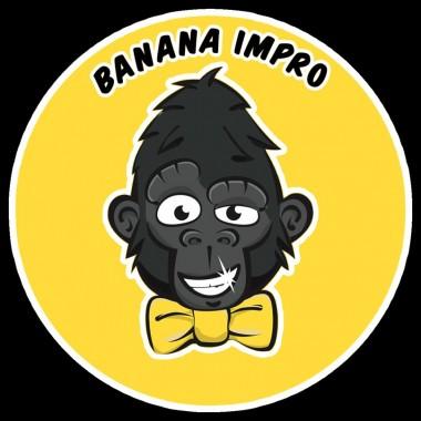 Spectacle d'improvisation avec Banana Impro