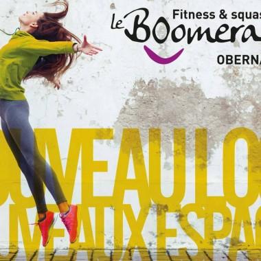 Le Boomerang Fitness & Squash Club
