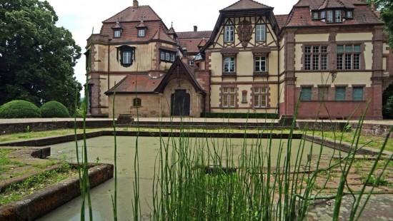 Enjoy a visit of the domaine de la Léonardsau