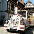 Discover virtual visit of Obernai with the little train