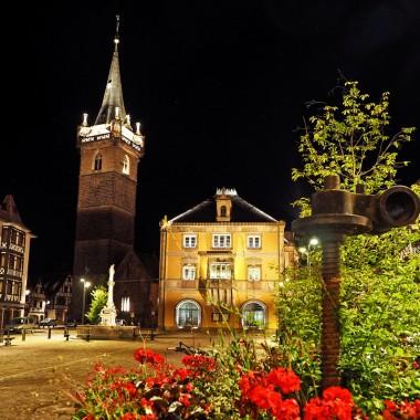 Stadtführung bei Nacht