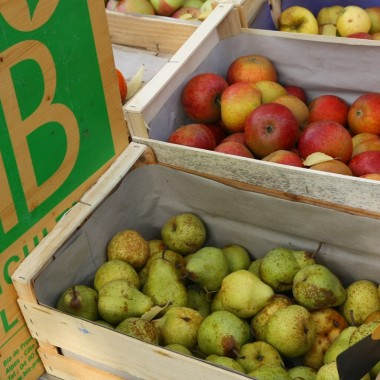 The organic market