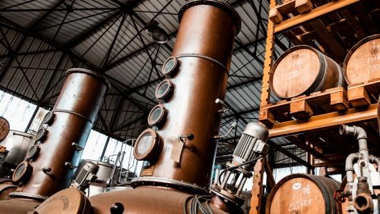 Discovery of the Lehmann distillery
