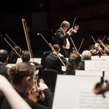 The Strasbourg Philharmonic Orchestra in concert