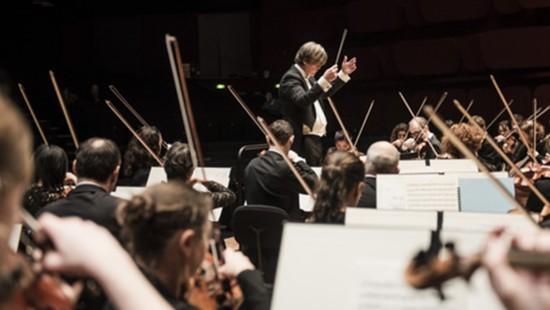Konzert der Philharmonie aus Strasbourg