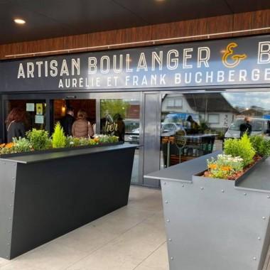 Boulangerie L'Atelier Banette Aurélie et Frank Buchberger