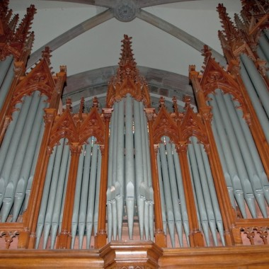 International Orgel Fest - Orgelkonzerte am Dienstag
