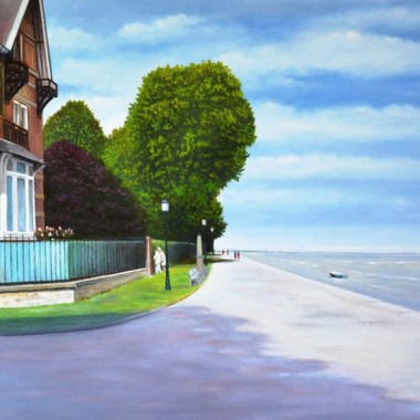 Exhibition of realistic paintings - Charles UNGER