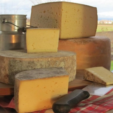 Cheese: La tomme de l'Ill*Wald