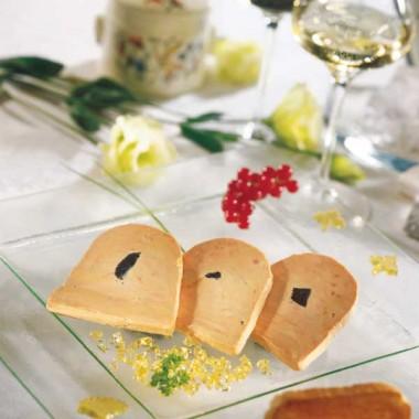 Foie gras (Ganslewer)
