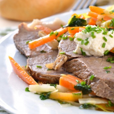 Pot-au-feu (Suppefleisch)