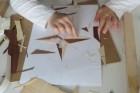 Atelier placage aux Ateliers de la Seigneurie