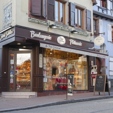 Boulangerie Au Pain Gourmand