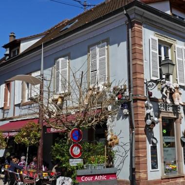 Les Chambres d'Obernai - Chez Vedat