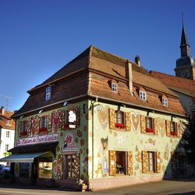 Gertwiller, Hauptstadt des Lebkuchens