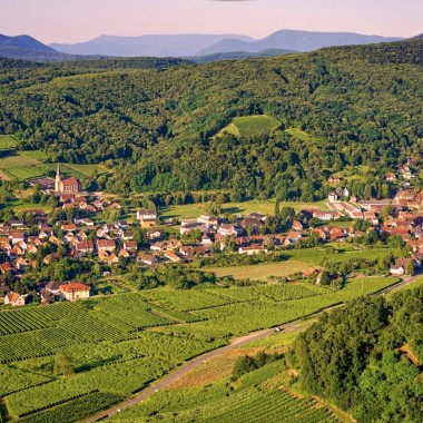 Andlau, heritage and art of good living