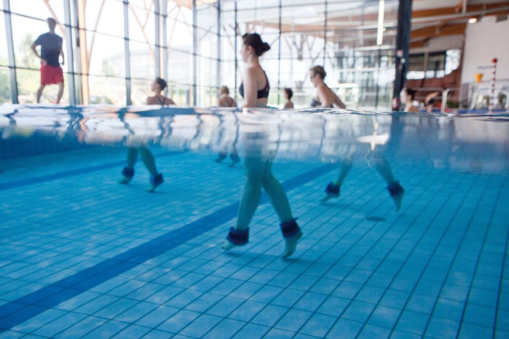 Aquagym - The aquatic space L'O in Obernai